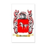 Beraldini 35x21 Wall Decal