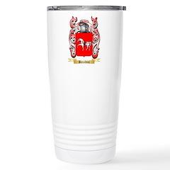 Beraldini Stainless Steel Travel Mug