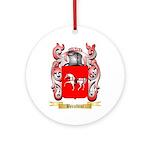 Beraldini Ornament (Round)