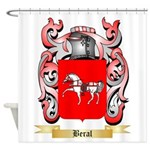 Beral Shower Curtain