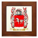 Beral Framed Tile