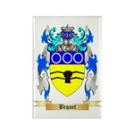Bequet Rectangle Magnet (100 pack)
