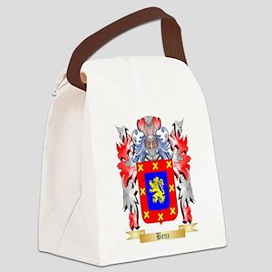 Benz Canvas Lunch Bag