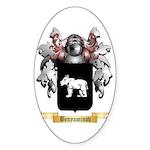 Benyaminov Sticker (Oval)