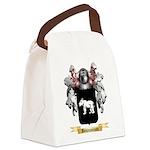 Benyaminov Canvas Lunch Bag