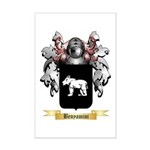 Benyamini Mini Poster Print