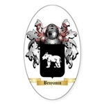 Benyamin Sticker (Oval 50 pk)