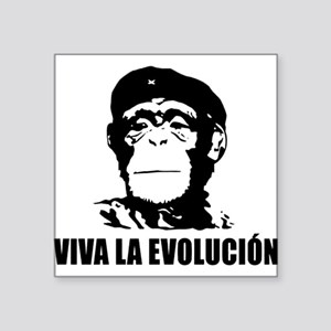 Viva La Evolucion Sticker