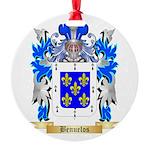 Benuelos Round Ornament