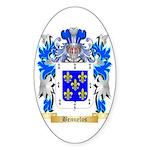 Benuelos Sticker (Oval 50 pk)