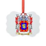 Bentson Picture Ornament