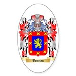 Bentsen Sticker (Oval)