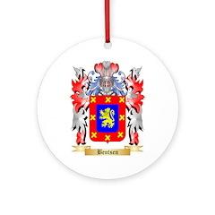 Bentsen Ornament (Round)