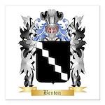 Benton Square Car Magnet 3