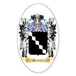 Benton Sticker (Oval 10 pk)