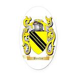 Bentley Oval Car Magnet