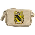 Bentley Messenger Bag