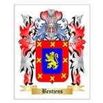 Bentjens Small Poster