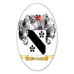 Bentham Sticker (Oval 10 pk)