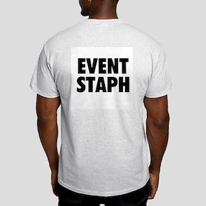 """Event Staph"" Ash Grey T-Shirt"