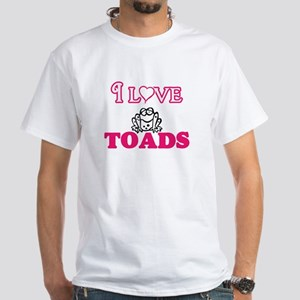 I Love Toads T-Shirt