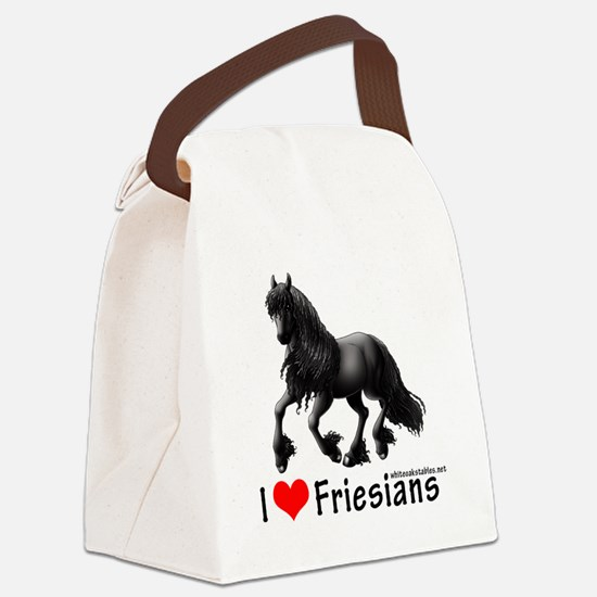 White Oak Stables Canvas Lunch Bag