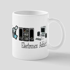 Electronics Addict Mug