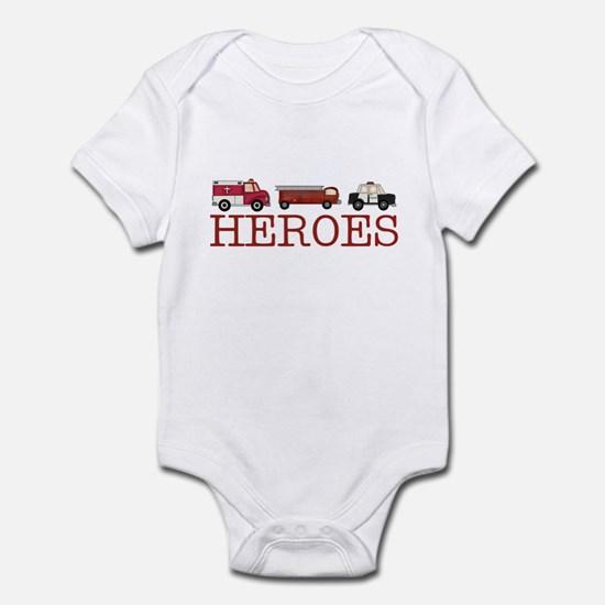 Heroes Infant Creeper
