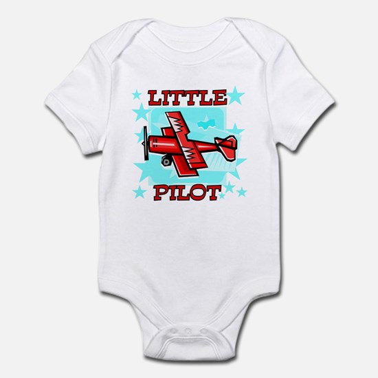 Little Pilot Infant Creeper