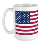 American Free Mason Large Mug