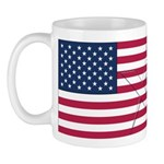 American Free Mason Mug