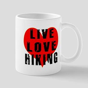 Live Love Hiking Mug