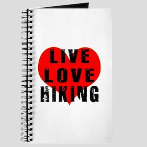 Live Love Hiking Journal