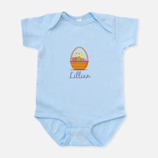 Easter Basket Lillian Body Suit