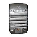 Jet Drive-in Speaker Rectangle Sticker
