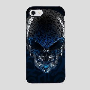 Alien Skull iPhone 7 Tough Case