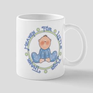 Thank Heaven Little Boys Mug