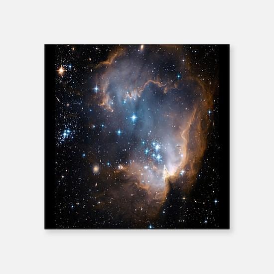 Sleeping Angel Star Cluster Sticker