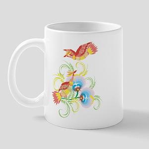 Beautiful Cranes Mug
