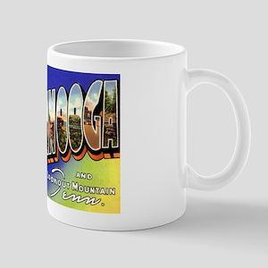 Chattanooga Tennessee Greetings Mug