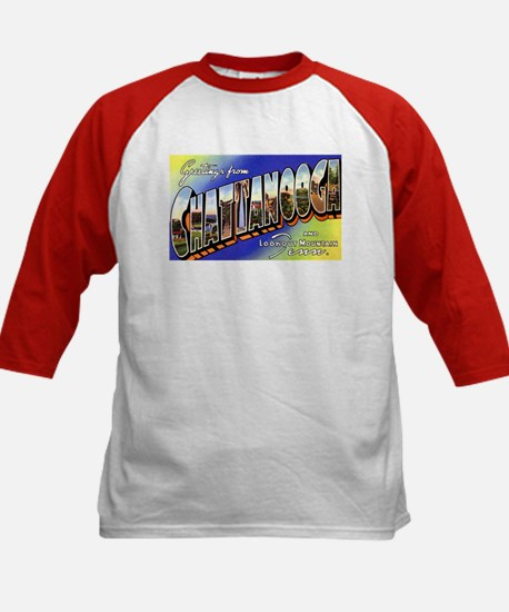 Chattanooga Tennessee Greetings (Front) Tee