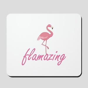 Flamazing Mousepad