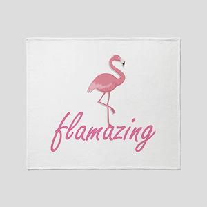 Flamazing Stadium Blanket