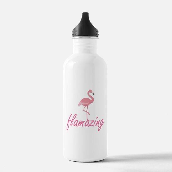 Flamazing Water Bottle