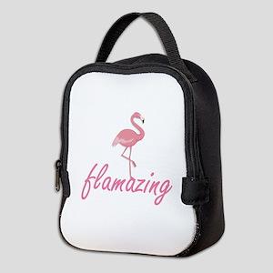 Flamazing Neoprene Lunch Bag