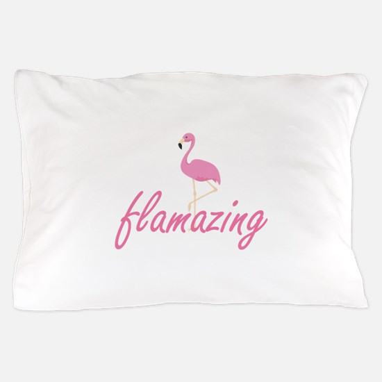 Flamazing Pillow Case