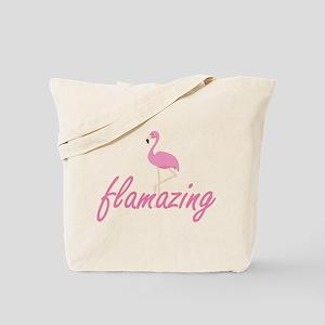 Flamazing Tote Bag