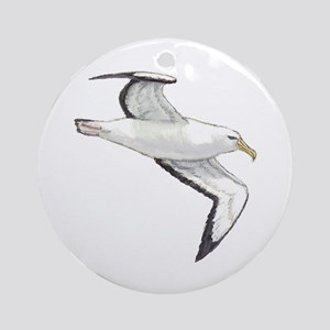 Albatross Ornament (Round)