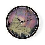 #184 Angel : Wall Clock