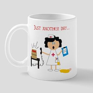 Stressed Out Nurse Mug